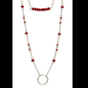 🆕 Panacea Crystal Layered Necklace